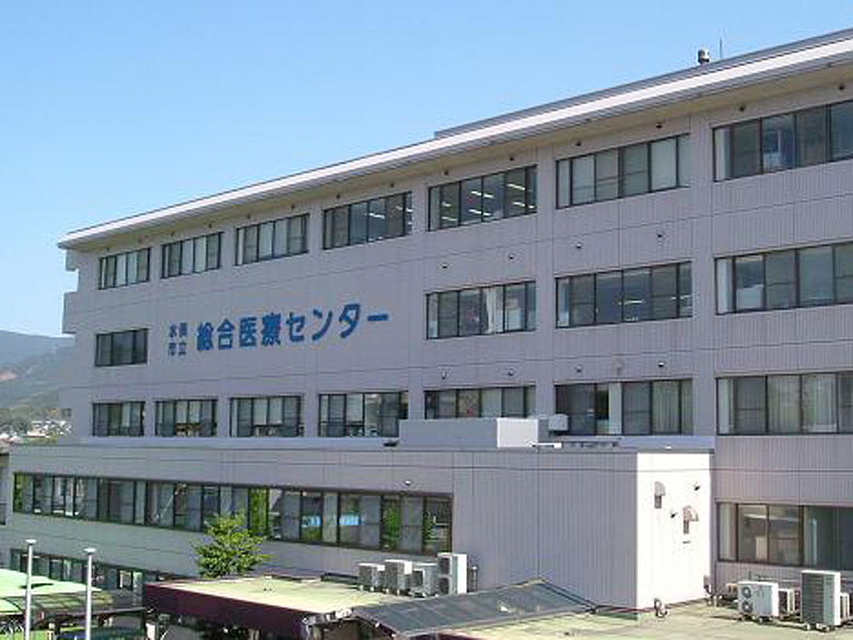 水俣市立水俣総合医療センター増改築工事(発電機工事)