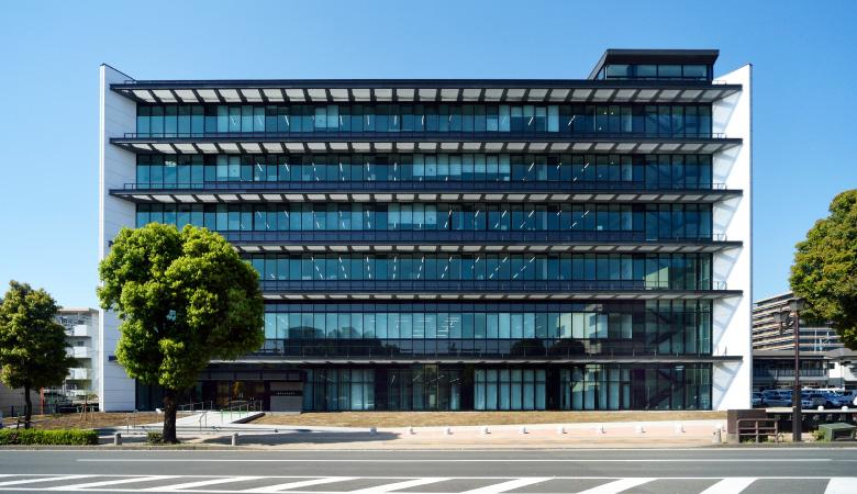 熊本市上下水道局庁舎建設給排水衛生設備工事