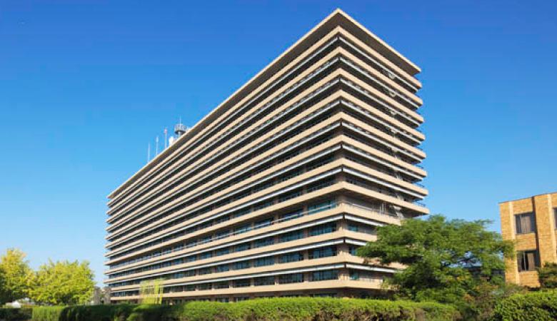 熊本市庁舎行政棟本館改修電気設備工事