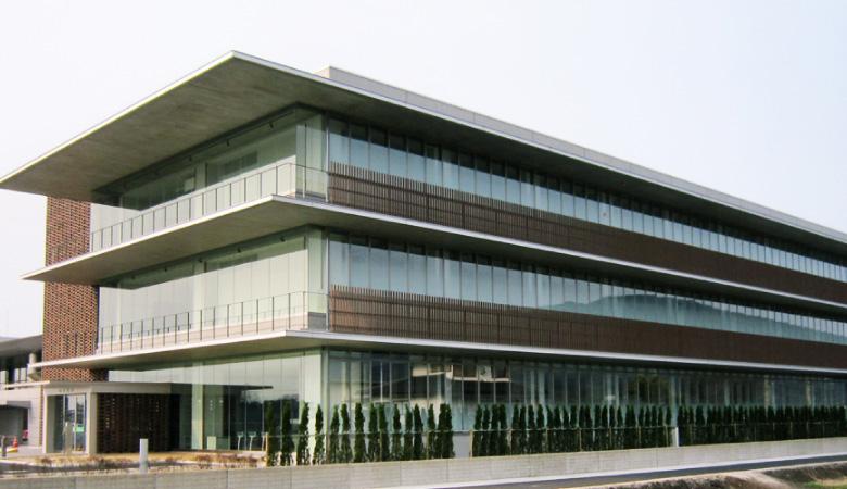 熊本市西区役所建設空気調和設備工事