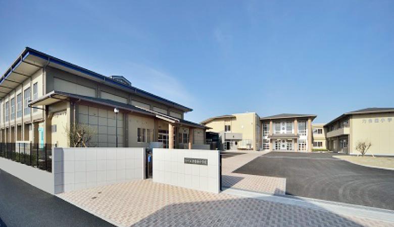 熊本市立力合西小学校校舎新築機械設備工事