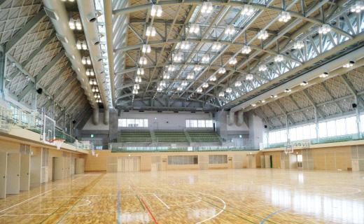 天草市体育館改築機械設備工事(平成26年)