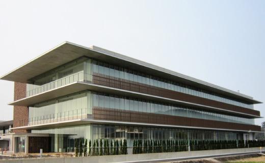 熊本市西区役所建設空気調和設備工事(平成24年)