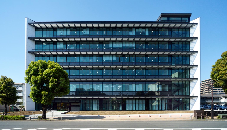 熊本市上下水道局庁舎建設給排水衛生設備工事(平成26年)