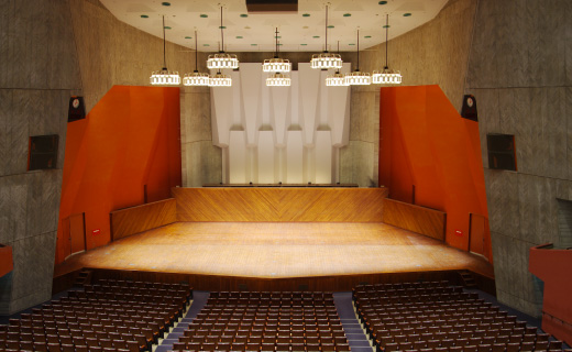 熊本県立劇場コンサートホール舞台照明設備その他改修工事(平成27年)